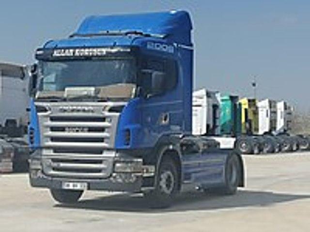 2006 Model R kabin R motor. Scanıa..  orjınal HATAsız.. BOyasız Scania R 420