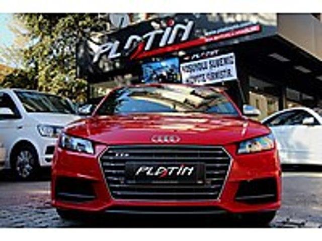 BAYİ 2016 AUDI TTS 2.0 TFSI QUATTRO HAYALET ISITMA BANG OLUFSEN Audi TT 2.0 TFSI Quattro