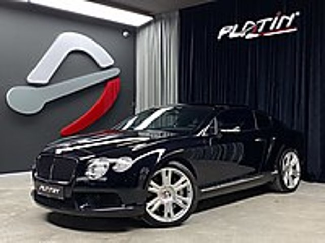 BAYİ 2012 BENTLEY CONTINENTAL GT 4.0 V8 507HP Bentley Continental GT
