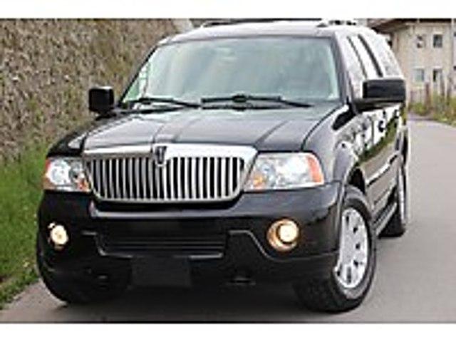 KARAKILIÇ OTOMOTİV DEN 2004  MODEL  LİNCOLN  5.4 4WD   Lincoln Navigator 5.4 4WD