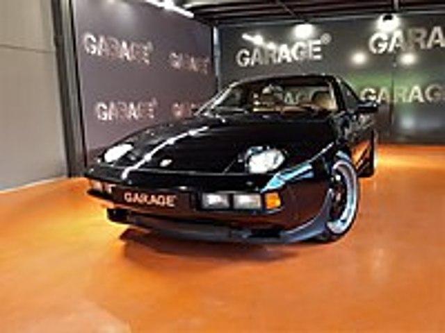 GARAGE 1986 PORSCHE 928 S SUNROOF ISITMA-OTOMATİK VİTES Porsche 928