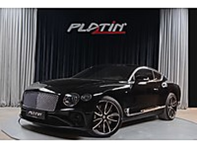 2020 BENTLEY CONTİNENTAL GT 4.0 507 HP TAM ÖTV Bentley Continental GT