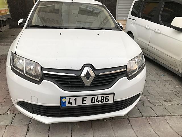 2 el 2015 model beyaz renault symbol 83 500 tl tasit com