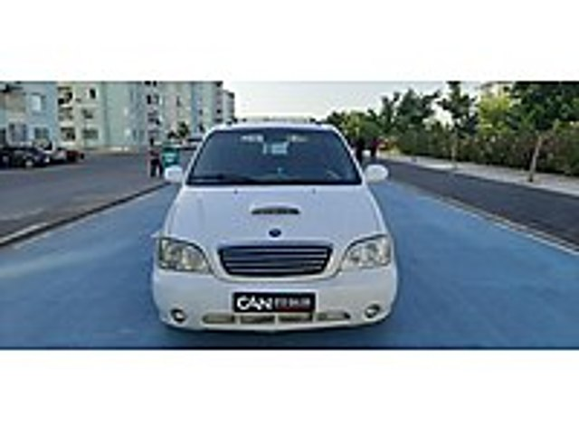 CAN OTO GALERİDEN Kia Carnival 2.9 TD 2001 Model Kia Carnival 2.9 TD Premium