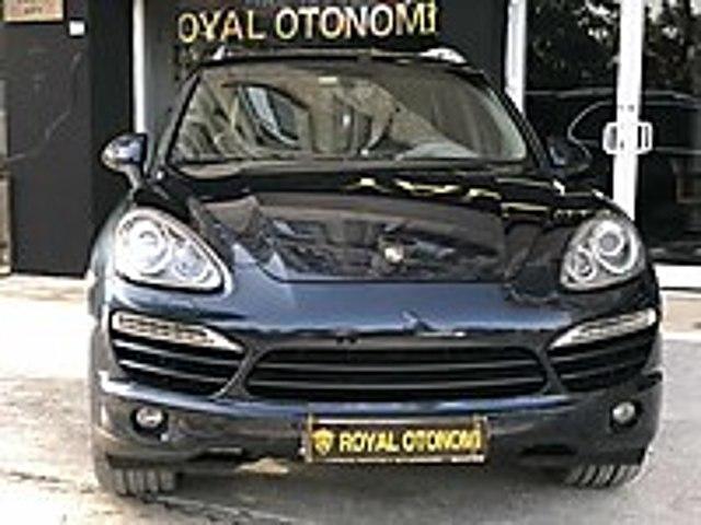 ROYAL OTONOMİ DEN BAYİ ÇIKIŞLI PORSCHE CAYENNE Porsche Cayenne 3.0 Diesel
