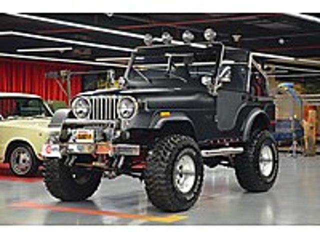 Caretta dan Emsalsiz  Full Restore Edilmiş Jeep CJ-5 Jeep Jeep CJ-5
