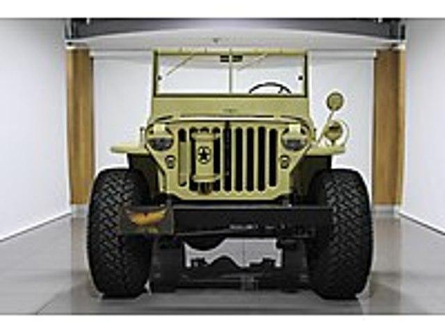 OTOFENİX 1952 MODEL JEEP WILLYS 122KM Jeep Jeep Willys
