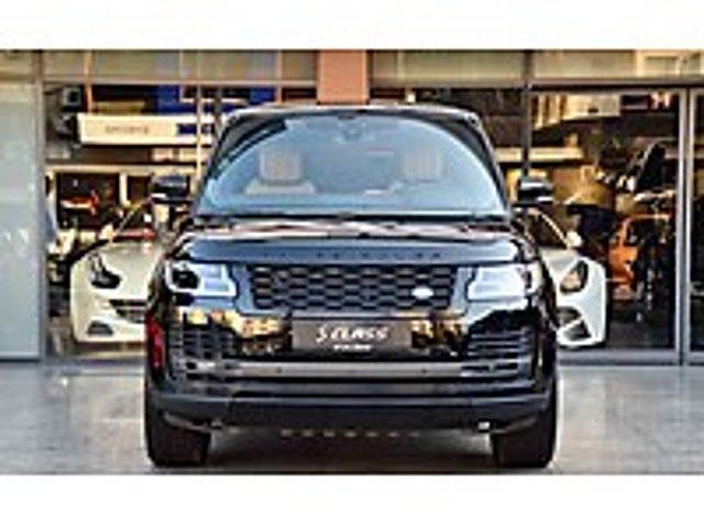 SCLASS 2020 3.0 SDV6 AUTOBIOGRAPHY LONG BLACK EDITION FIRS CLASS Land Rover Range Rover 3.0 SDV6 Autobiography
