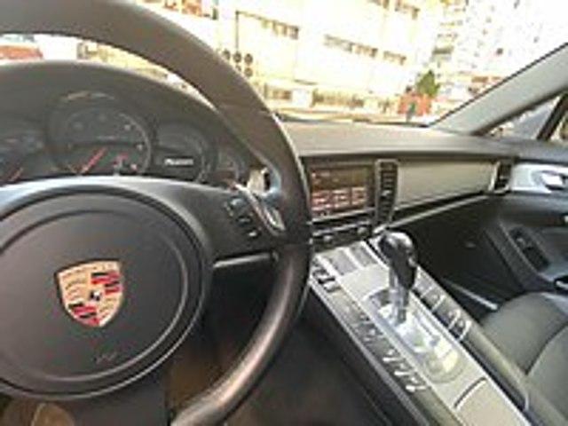 ROOMotors BAYİ PORSCHE PANAMERA DİESEL HATASIZ Porsche Panamera Panamera Diesel
