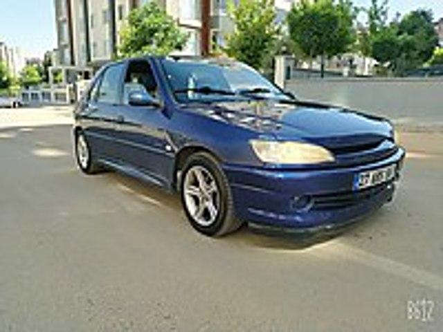 PEUGEOUT 1.6 PLATINUM BENZİN LPG Peugeot 306 1.6 Platinum
