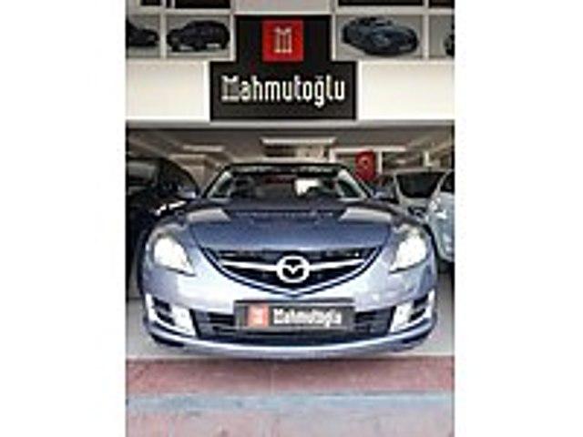 MAHMUTOĞLUNDAN MAZDA 6 FULL Mazda 6 2.0 Exclusive