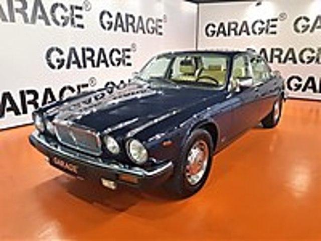 GARAGE 1986 JAGUAR XJ 5.2 V12 SOVEREİGN Jaguar Jaguar XJ
