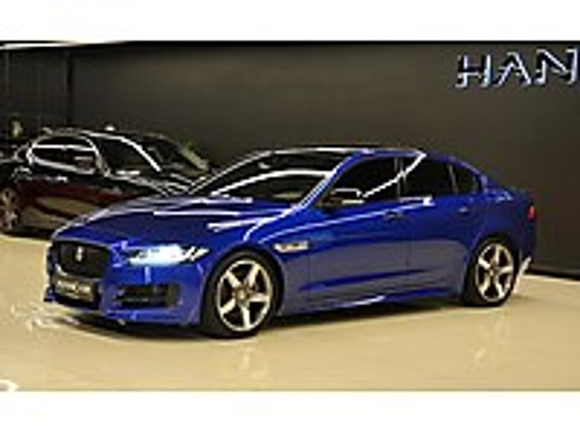 HANCAR MOTORS -SUNROOF-HAFIZA-ŞERİT TAKİP-KAMERA-BORUSAN-HATASIZ Jaguar 2.0 D XE R-Sport