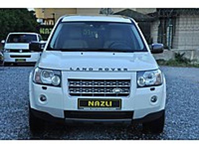 2011 LAND ROVER senetle taksitlendirme seçenegimiz vardır Land Rover Freelander II 2.2 TD4 SE Plus