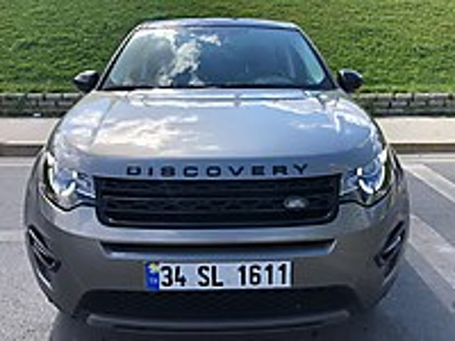 Discovery Sport 2.0 TD4 HSE Otomatik PANORAMA CAM TAVAN 180 HP Land Rover Discovery Sport 2.0 TD4 HSE