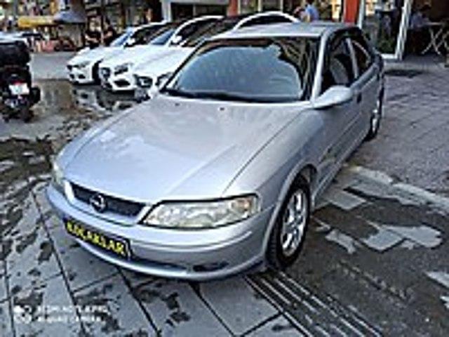 2001 opel 1.6 elegance vectra , 288.000 km , gümüş gri