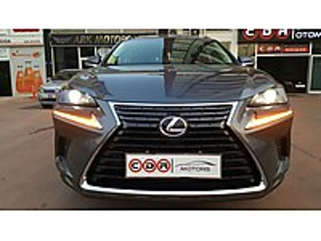 CDR MOTORS - 2018 EKİM ÇIKIŞ LEXUS NX 300h BUSINESS 4x4 HYBRID Lexus NX 300h Business