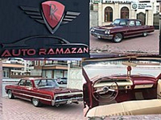 AUTO RAMAZAN FARKIYLA HASTASININAA Chevrolet Chevrolet Impala