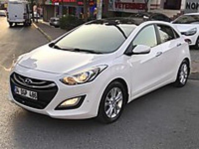 DİZEL OTOMATİK 2014 HYUNDAİ İ30 1.6 CRDİ ELİTE CAM TAVAN Hyundai i30 1.6 CRDi Elite