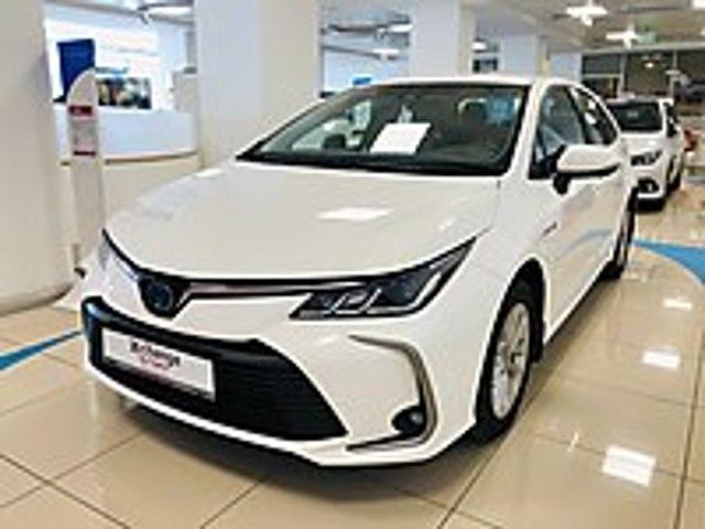 KAR TOYOTA YETKİLİ BAYİ DEN COROLLA 1.8 HYBRİD DREAM BOYASIZ Toyota Corolla 1.8 Hybrid Dream