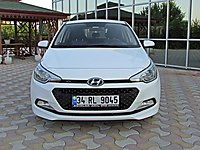 AĞIRLAR ANIL OTOMOTİVDEN 2016 HYUNDAİ İ20 1.4 JUMP HATASIZ Hyundai i20 1.4 MPI Jump