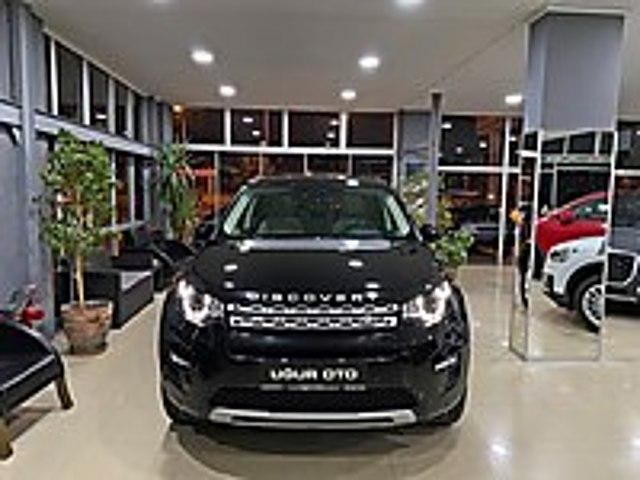 UĞUR OTO DİSCOVERY CAM TAVAN ISITMA G.GÖRÜŞ NAVİ Ş.TAKİP BOYASIZ Land Rover Discovery Sport 2.0 TD4 HSE