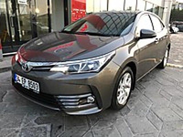 KAR TOYOTA YETKİLİ BAYİ DEN COROLLA 1.6 ADVANCE 27.100KM BOYASIZ Toyota Corolla 1.6 Advance