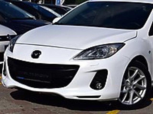 MAZDA OZAN DAN OTOMATİK SEDAN 2012 MAZDA 3 MİRAİ 101.000 KMDE Mazda 3 1.6 Mirai
