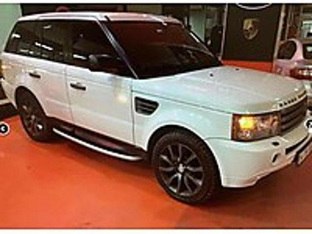 BAYII CIKISLI Land Rover Range Rover Sport 2.7 TDV6 HSE
