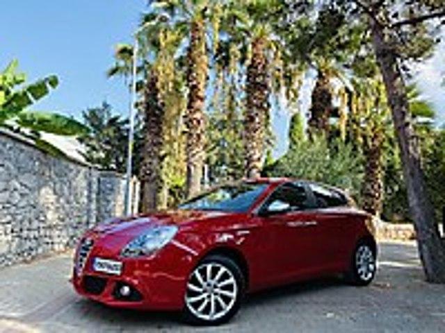 ALFA ROMEO GİULİETTA 1.6 JTD DİSTİNCTİVE FULL Alfa Romeo Giulietta 1.6 JTD Distinctive