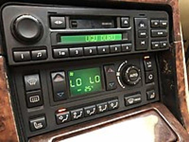 KARTEPE OTODAN 2000 MODEL RANGE ROVER 4.0 SE Land Rover Range Rover 4.0 SE