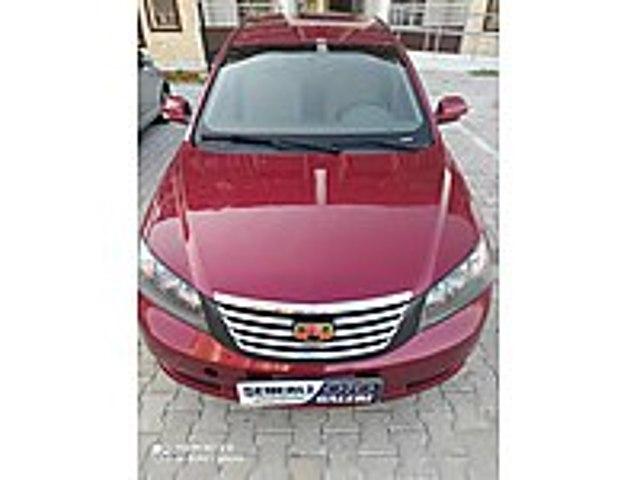 ŞEHERLİ OTOMOTİVDEN 2012 MODEL GEELY Geely Emgrand 1.5 GSL Premium SR