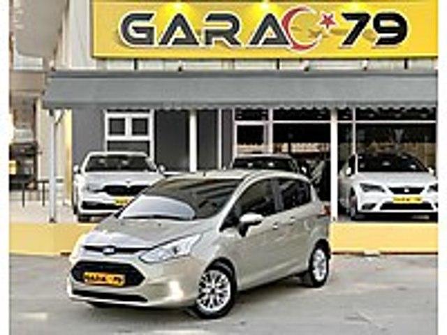GARAC 79 dan 2016 FORD B-MAX 1.6 TİTANİUM OTOMATİK 35.000 KM DE Ford B-Max 1.6 Titanium