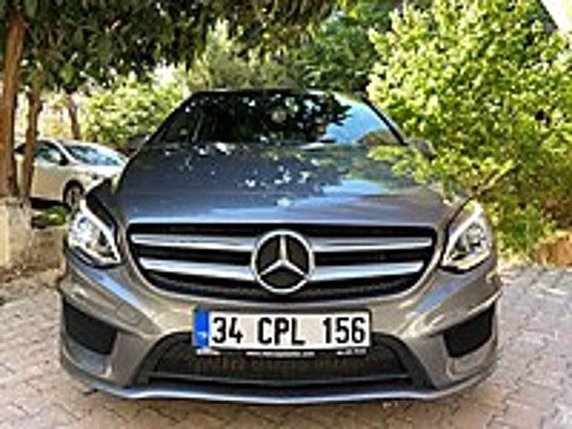 NEVZATOTO-MERCEDES B 180 CDI AMG-CAM TAVAN SERVİS BAKIMLI FULL Mercedes - Benz B Serisi B 180 CDI AMG