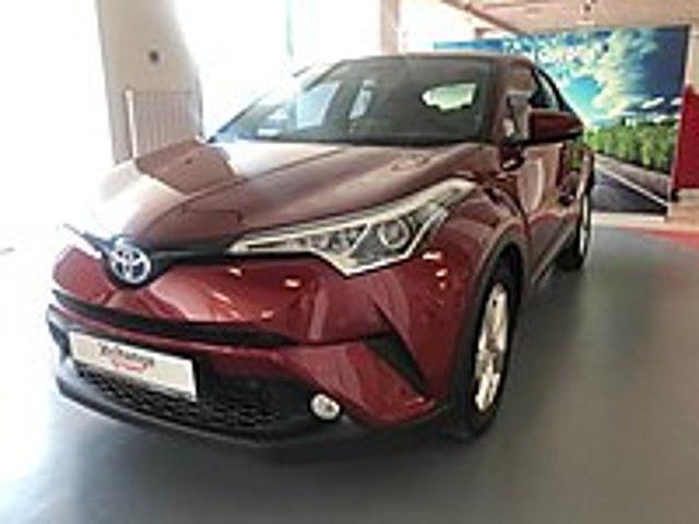 KAR TOYOTA YETKİLİ BAYİ DEN 1.8 HYBRİD ADVANCE BOYASIZ Toyota C-HR C-HR 1.8 Hybrid Advance