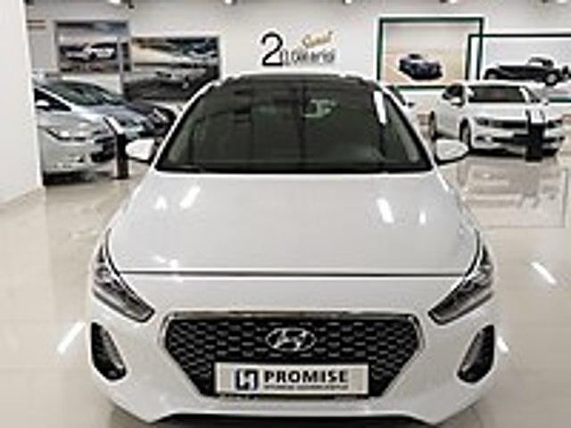 ATA HYUNDAİ PLAZADAN 2017MODEL HYUNDAİ İ30 1.6CRDİ ELİTE PLUS OV Hyundai i30 1.6 CRDi Elite Plus