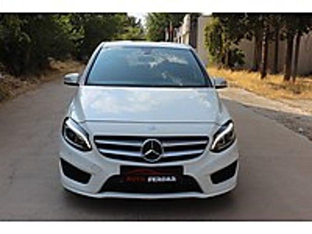 2016 MERCEDES B 180 D AMG 7G DCT Mercedes - Benz B Serisi B 180 CDI AMG