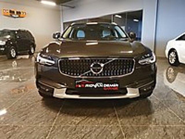 RIDVAN DEMİR DEN 2020 VOLVO V90 D5 CROSS COUNTRY O KM BAYİ Volvo V90 Cross Country 2.0 D D5 Pro