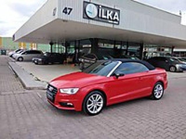 İLKA AUDI A3 CABRIO AMBITION Audi A3 A3 Cabrio 1.4 TFSI Ambition