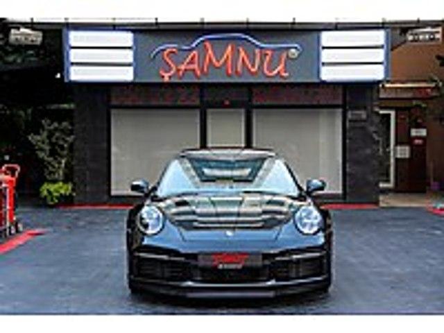 ŞAMNU DAN 2020 PORSCHE 911 TURBO S Porsche 911 Turbo S