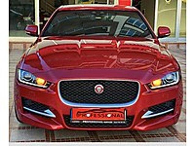 JAGUAR XE 2.0D R-SPORT HATASIZ BOYASIZDIR Jaguar 2.0 D XE R-Sport