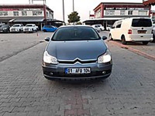 2006 C 5 DİZEL TEMİZ Citroën C5 1.6 HDi SX