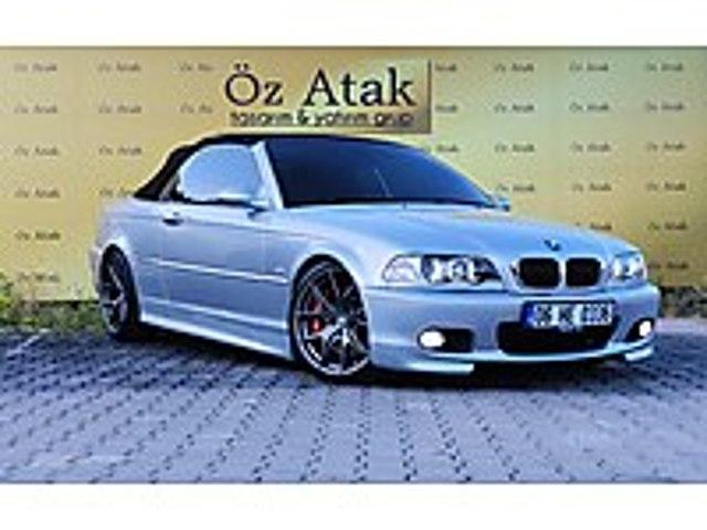 BMW 3.3O CABRİO BMW 3 Serisi 330Ci
