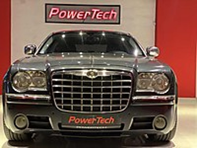 POWERTECH 2011 CHRYSLER 300C 3.0 CRD Chrysler 300 C 3.0 CRD
