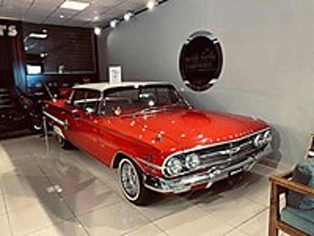 BMotors dan 1960 Chevrolet İmpala Direksiz 8 Otomatik Tr de TEK Chevrolet Chevrolet Impala