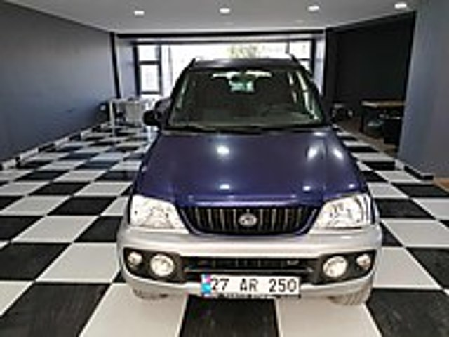 2004 DAİHATSU TERİOS 1.3 4X4 Daihatsu Terios 1.3 SX