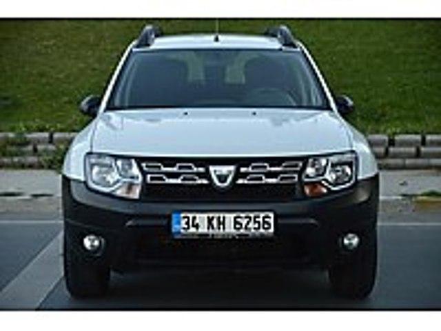 64 BİNDE SERVİS BAKIMLI ECO 2017 DUSTER NERGİSOTOMOTİV Dacia Duster 1.5 dCi Ambiance