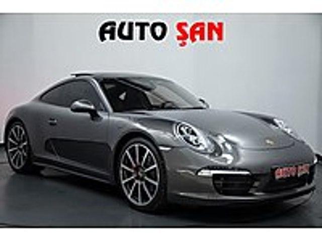 DOĞUŞ 2014 PORSHE CARRERA 911 4S SOĞUTMA BOSE CHRONO ÇİZİKSİZ Porsche 911 Carrera 4S