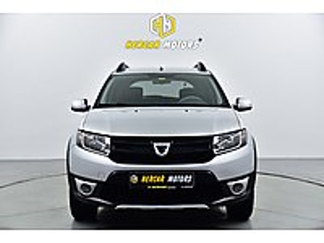 2016 MODEL HATASIZ SIFIR AYARINDA 1.5 DCİ 90 HP EASY-R STEPWAY Dacia Sandero 1.5 dCi Stepway
