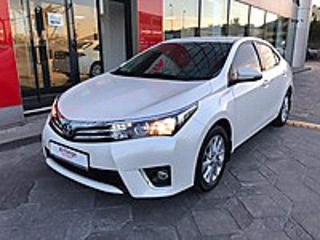 KAR TOYOTA YETKİLİ BAYİ DEN COROLLA 1.6 ADVANCE RUHSATA İŞLİ LPG Toyota Corolla 1.6 Advance